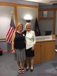 Mimi Baird at DHMC
